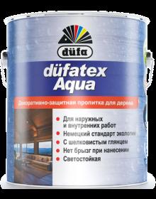Dufatex Aqua Лазурь для дерева