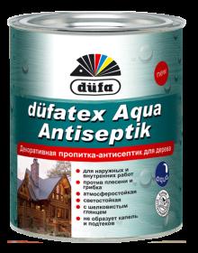 Dufatex Aqua Antiseptik Лазурь д/дерева