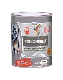 METALLSCHUTZLACK 3 in 1 anticoroziv, grund, email pentru metal
