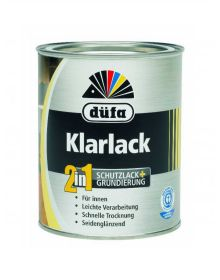 Klarlack (GERMANY) LAC TRANSPORENT MAT