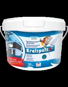 Kratzputz+SILICON tencuiala